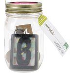 American Crafts - DIY Shop Collection - Mason Jars - Office Supplies