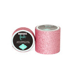 Heidi Swapp - Marquee Love Collection - Glitter Tape - Pale Pink - 0.875 Inches Wide