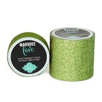 Heidi Swapp - Marquee Love Collection - Glitter Tape - Lime Green - 2 Inches Wide