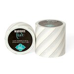 Heidi Swapp - Marquee Love Collection - Washi Tape - Silver Foil Pinstripe - 2 Inches Wide, COMING SOON