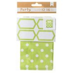 American Crafts - DIY Party - Treat Bags and Labels - Green