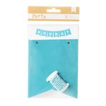 American Crafts - DIY Party - Banner Kit - Blue