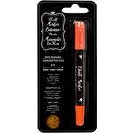 American Crafts - Wet-Erasable Chalk Marker - Orange