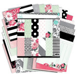 Heidi Swapp - Hello Beautiful Collection - Memory Planner - 12 x 12 Paper Pad