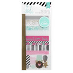 Heidi Swapp - Hello Beautiful Collection - Memory Planner - Washi Shapes Booklet, COMING SOON