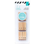 Heidi Swapp - Hello Beautiful Collection - Memory Planner - Wood Stamps - Calendar Number Stamps, COMING SOON