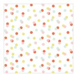 American Crafts - Dear Lizzy Collection - Fine and Dandy - 12 x 12 Acetate Paper - Dazzling