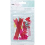 American Crafts - Dear Lizzy Collection - Fine and Dandy - Acrylic Shapes