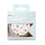 American Crafts - Dear Lizzy Collection - Fine and Dandy - Cupcake Liners