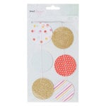 American Crafts - Dear Lizzy Collection - Fine and Dandy - Garland