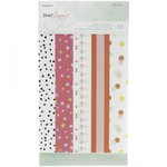 American Crafts - Dear Lizzy Collection - Fine and Dandy - Washi Tape Book