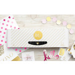 Heidi Swapp - MINC Collection - Starter Kit - 12 Inch Foil Applicator With Transfer Folder, Foil and Tags, COMING SOON