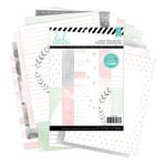 Heidi Swapp - Hello Beautiful Collection - Memory Planner - 6 x 8 Paper Pad - Two, COMING SOON