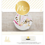 Heidi Swapp - MINC Collection - 6 x 6 Paper Pad - Signature, COMING SOON