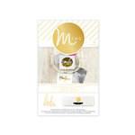 Heidi Swapp - MINC Collection - Cards and Tags - Card Set - 3 x 3