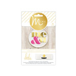 Heidi Swapp - MINC Collection - Alphabets - Polka Dot