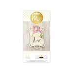 Heidi Swapp - MINC Collection - Die Cut Cardstock Pieces - Jumbo Words
