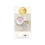 Heidi Swapp - MINC Collection - Die Cut Cardstock Pieces - Phrases