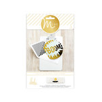 Heidi Swapp - MINC Collection - Cards and Tags - Card Set - Boom