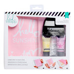 Heidi Swapp - Mixed Media Collection - Art Screen Kits - Hello Sunshine
