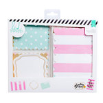 Heidi Swapp - Mixed Media Collection - Assorted Card and Vellum Envelope Kit