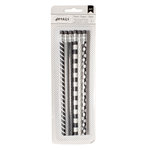 American Crafts - Pencils - Black and White
