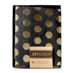 American Crafts - DIY Shop 3 Collection - Card Set with Foil Accents