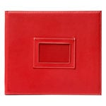 Becky Higgins - Project Life - Faux Leather Mini Album - Cherry