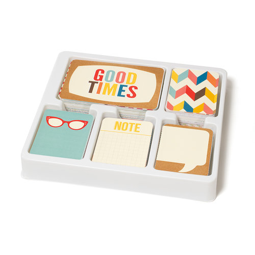 Becky Higgins - Project Life - Kraft Collection - Core Kit