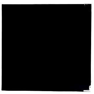 Becky Higgins - Project Life - Faux Leather Album - 12 x 12 - D-Ring - Black