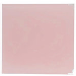 Becky Higgins - Project Life - Faux Leather Album - 12 x 12 - D-Ring - Baby Pink