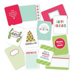 Becky Higgins - Project Life - Christmas - Mini Kit - Merry and Bright