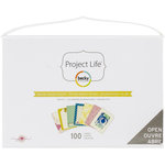 Becky Higgins - Project Life - Crate Paper - Maggie Holmes Collection - Styleboard - Mini Kit