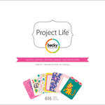 Becky Higgins - Project Life - Playful Collection - Core Kit