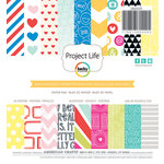 Becky Higgins - Project Life - High Five Edition Collection - 6 x 6 Paper Pad