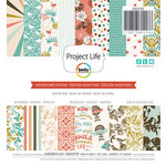 Becky Higgins - Project Life - Adventure Edition Collection - 6 x 6 Paper Pad