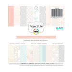 Becky Higgins - Project Life - Southern Weddings Edition Collection - 6 x 6 Paper Pad
