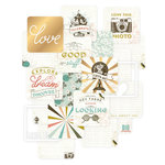 Becky Higgins - Project Life - Adventure Edition Collection - Card Pack - 4 x 4 Instagram