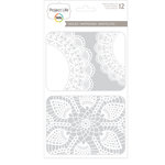 Becky Higgins - Project Life - Photo Overlays - Doily