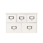 Becky Higgins - Project Life - Card Cabinet