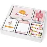 Becky Higgins - Project Life - Baby Girl Edition Collection - Core Kit
