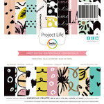 Becky Higgins - Project Life - Sweet Edition Collection - 6 x 6 Paper Pad