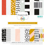 Becky Higgins - Project Life - Everyday Edition Collection - 6 x 6 Paper Pad