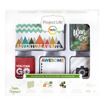 Becky Higgins - Project Life - Explore Edition Collection - Core Kit