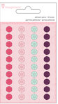 Imaginisce - Little Princess Collection - Bling Sheet - Adhesive Gems