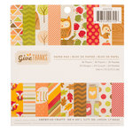 Imaginisce - Give Thanks Collection - 6 x 6 Paper Pad