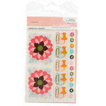American Crafts - MiniMarks - Everyday - IM Accents - Color, CLEARANCE