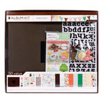 American Crafts - Dear Lizzy Spring Collection - 12 x 12 Album Kit, CLEARANCE