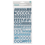 American Crafts - My Girl Collection - Thickers - Foil Chipboard Stickers - Kitten - Pool