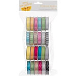 American Crafts - Sketchbook Collection - Ribbon Value Pack - 24 Spools